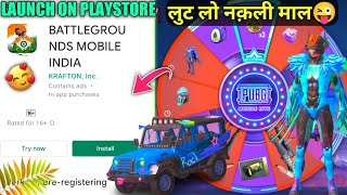 🔥Download Battleground Mobile India On Play Store | Pubg Mobile Lite New Lucky Spin screenshot 4