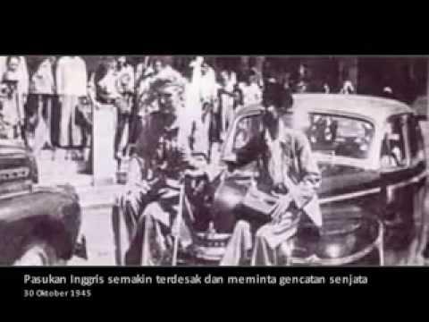 """""""PERTEMPURAN SURABAYA 1945"""" By Arisandi Putra"""