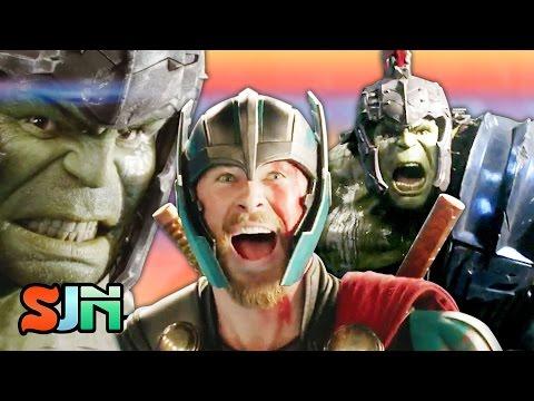 Thor: Ragnarok Secrets Revealed (Trailer Breakdown!)