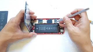 วิธีเปลี่ยนแบต change battery iphone 6/6plus/6S/6Splus ด้วยตัวเอง ภายใน5นาที อย่าลืมกด HD นะครับ