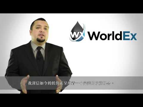 World Express Energy Spokesperson (Chinese Subtitles 中文字幕)