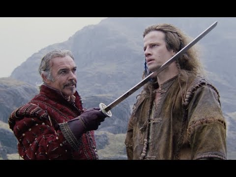 Highlander (1986) - 'Training Montage' scene [1080]