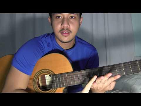 Sang Penikam - Noh Salleh Hujan (Acoustic Tutorial) (Part 1)