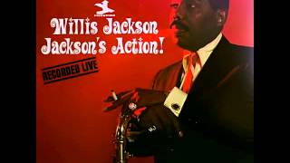 Willis jackson  Jive Samba