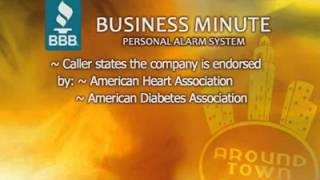 BBB Minute: Personal Alarm System Scam