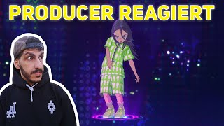 Producer REAGIERT auf Billie Eilish - you should see me in a crown (Official Video By T. Murakami)