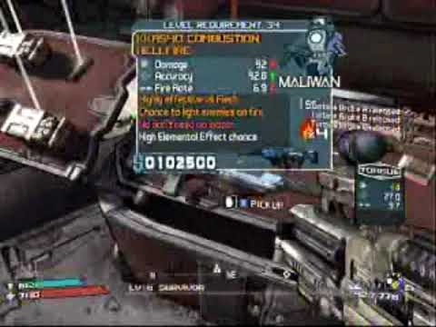 Borderlands Xbox 360 Video Review