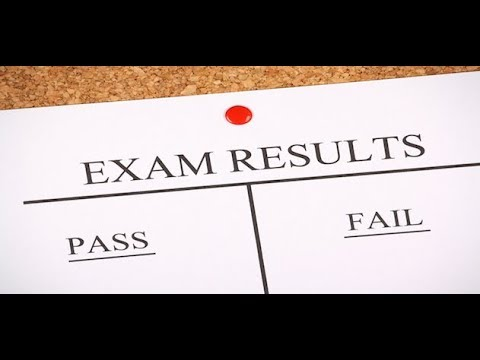 First video back  Getting my exam result, did I pass or fail