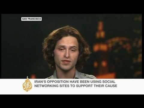 """Helping Iran """"communicate"""""""