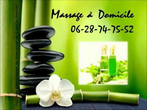 Massage a domicile Paris