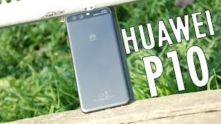 Huawei P10 First Impressions at MWC 2017   Sexy Sleek