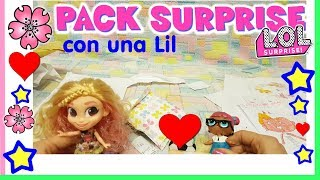 PACK SURPRISE e...Spunta una LIL NAPPING, posta by Lara e Babou