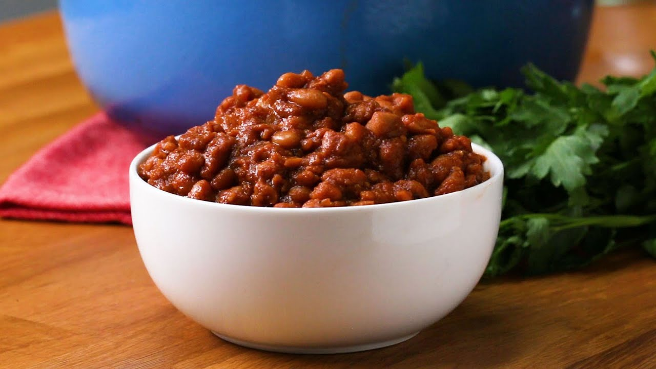 maxresdefault - The Best Ever Vegetarian Baked Beans