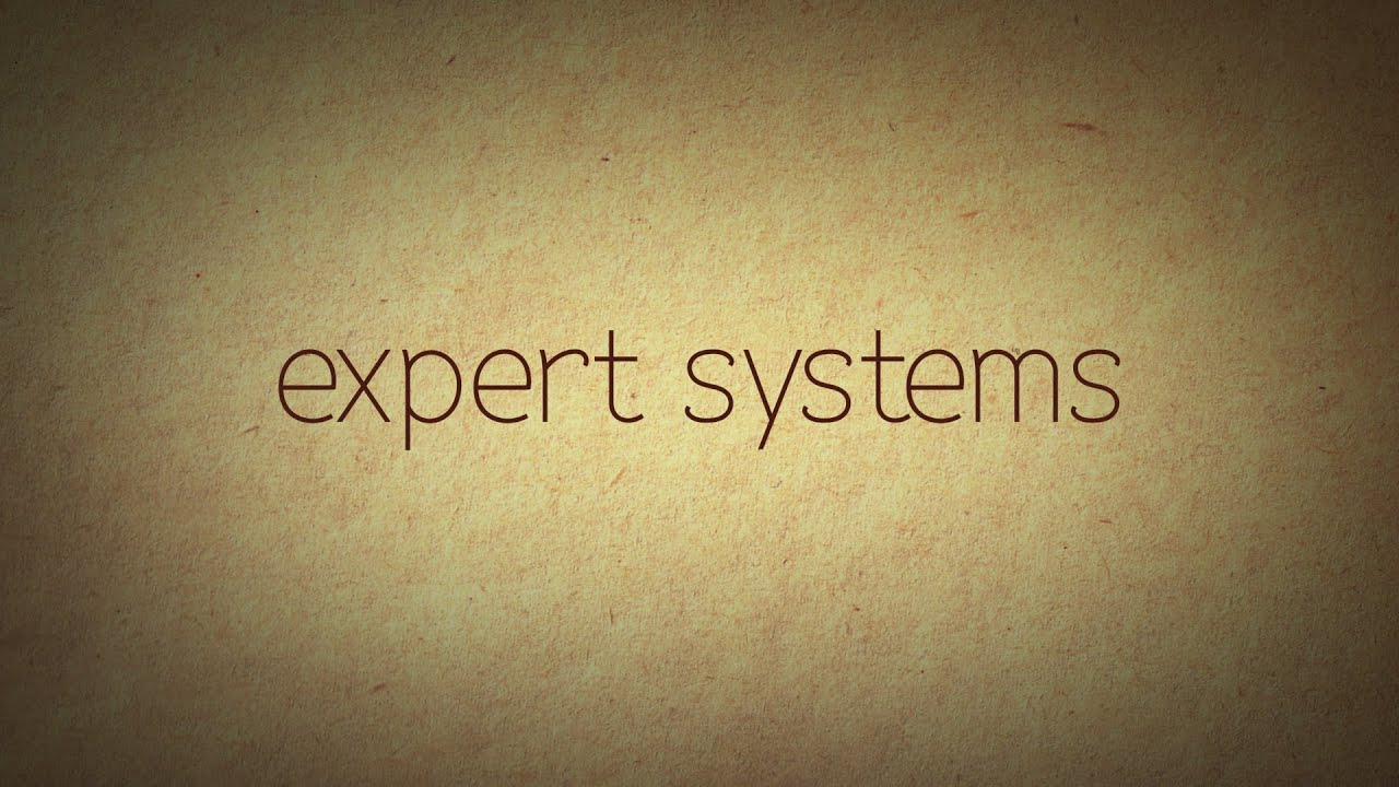 disadvantages of expert systems Diagnostic expert systems: from expert's knowledge to real-time systems c angeli1  the advantages and drawbacks of every technique are outlined,.