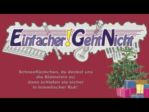 Schneeflöckchen, Weißröckchen (Instrumental Weihnachtslied)