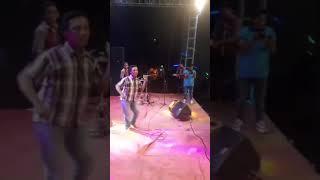 Pertama Kali Kado Biru Nando Live di Jawa Timur With New Argista