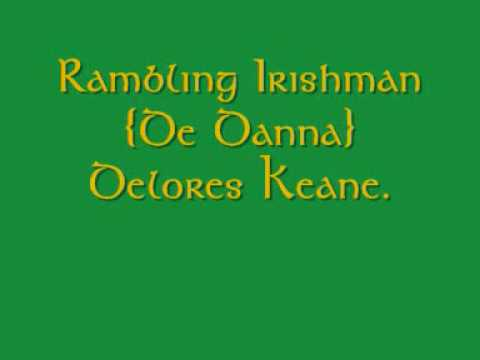Rambling Irishman {De Dannan} Dolores Keane