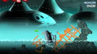 Angry Birds Star Wars 2 Rise of the Clones P4-S1 Map Location