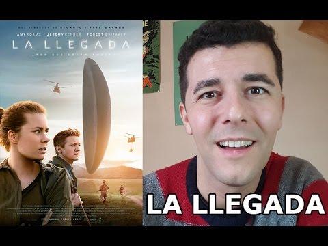 La llegada (Arrival) - Crítica / Review fragman