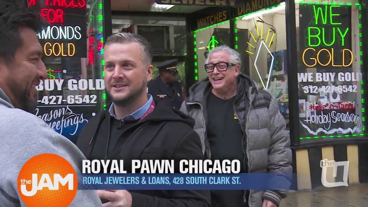 Royal Pawn Chicago