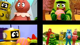 Yo Gabba Gabba Share Episode Songs: