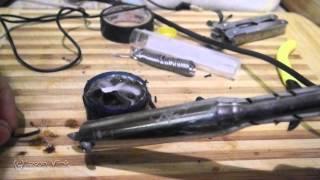 Сделай сам: Как нарастить кабель наушников   DIY: How to increase headphones cable lenght