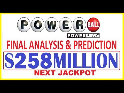Powerball Lottery Final Key Number Analysis For The 258 Million Jackpot