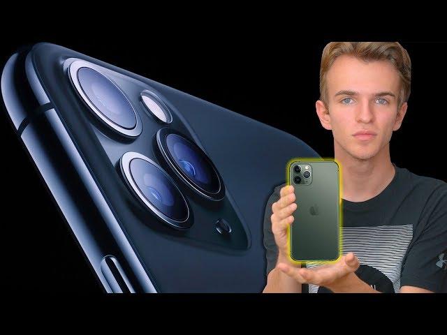 iPhone 11 Pro UFFICIALE - TUTTE LE NOVITÀ!