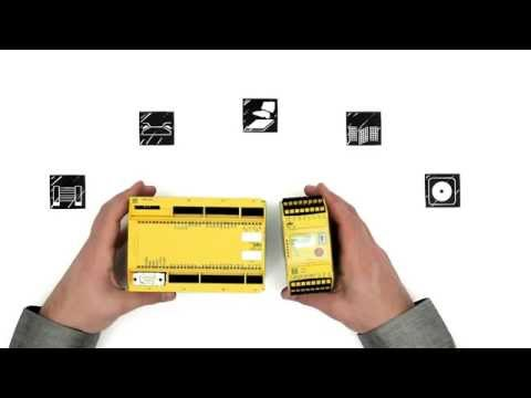 Pilz configurable control system PNOZmulti - worldwide safety standard