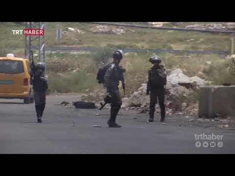 Batı Şeria'da İsrail zulmü: 3 yaralı