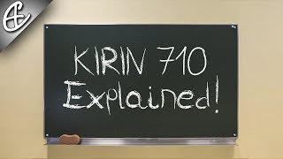 Kirin 710 Explained - How it compares vs the Snapdragon 710, 660, 636, Helio P60...