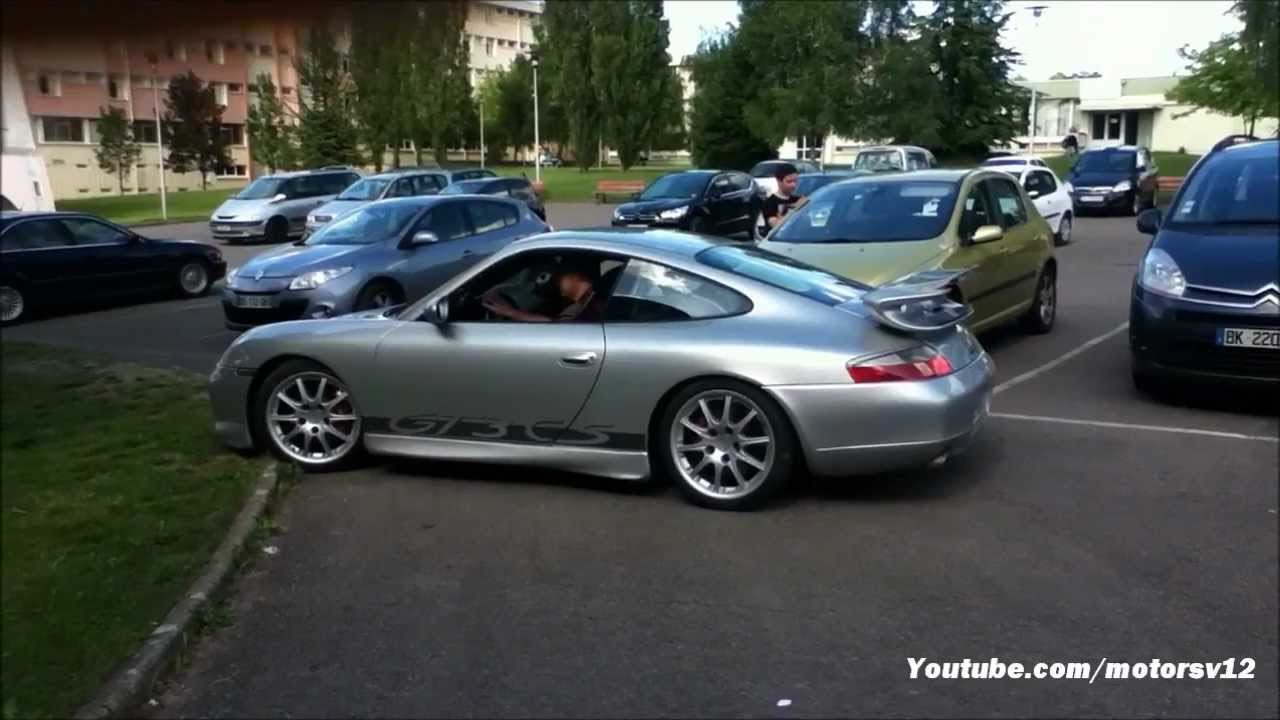 Porsche 911 996 >> Porsche 911 (996) GT3 Clubsport Sound ! [HD] - YouTube