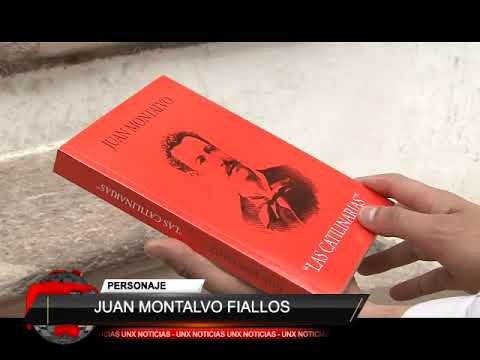 Biografia del Ecuatoriano JUAN MONTALVO