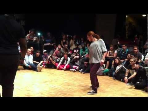Daya Jones (DBZ FAM) vs Tutur (DBZ DAM) - au dela des préjugés 2012