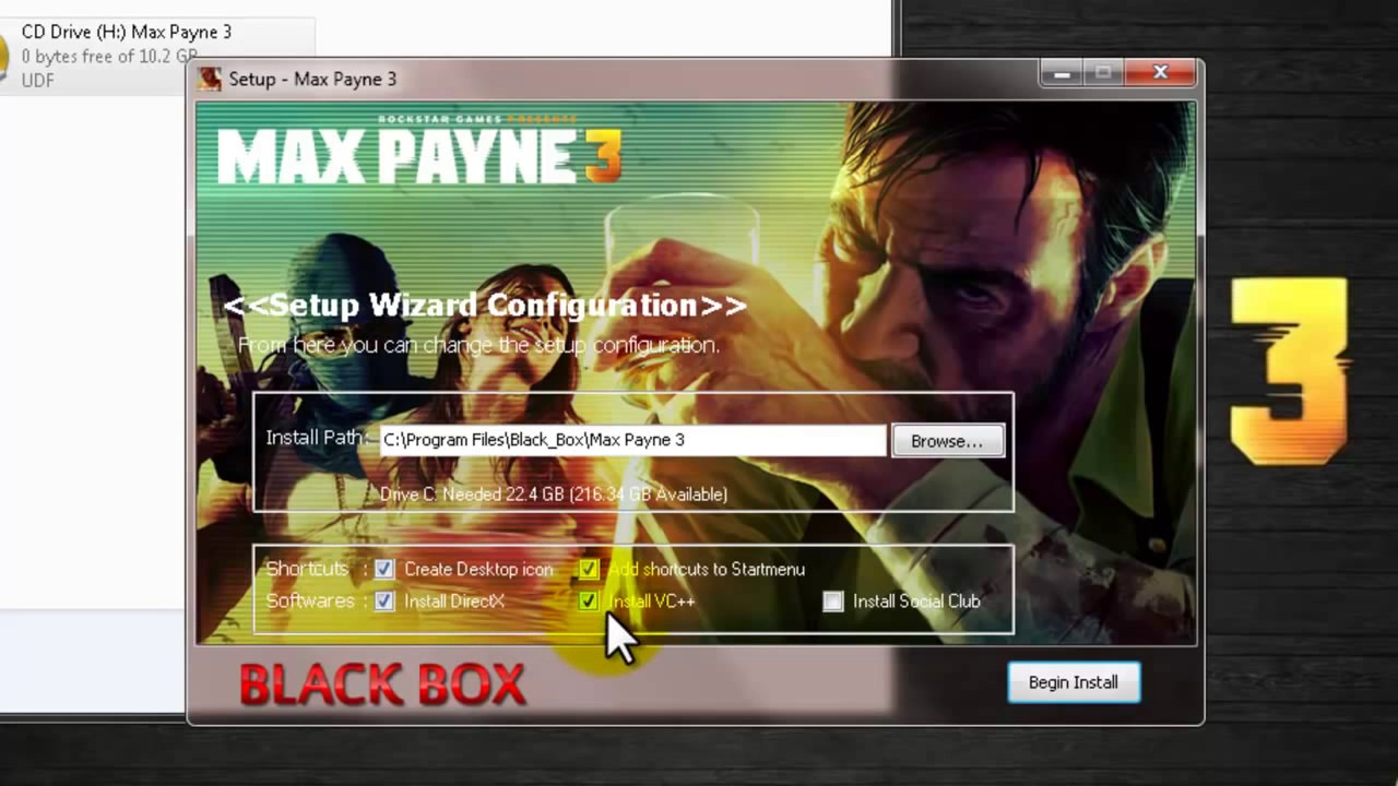 max payne 3 download for pc setup