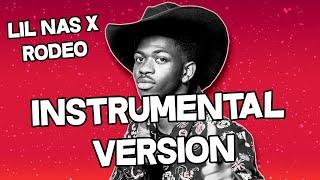 Lil Nas X, Cardi B - Rodeo (Instrumental Version)