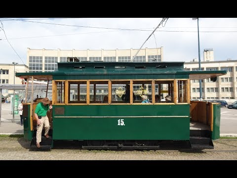 Sarajevo Trams - Edited Driver's Eye View
