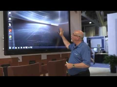 Sharp's AQUOS BOARD® Interactive Display Walkthrough and New Features
