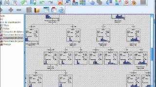 Método CRT árbol SPSS primera parte