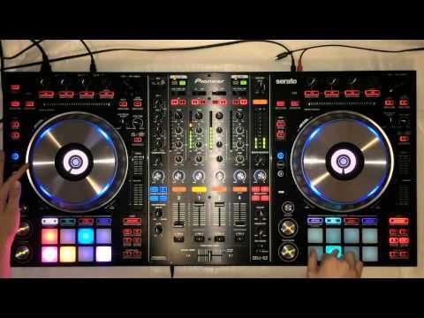 pioneer ddj sz big room house electro mix youtube. Black Bedroom Furniture Sets. Home Design Ideas