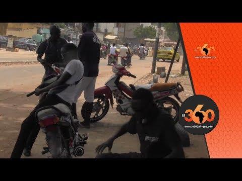 Le360.ma •Sénégal: impossible de se passer des motos-taxis, malgré le risque