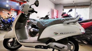 Suzuki Access 125 CBS Special Edition    5 new changes    Detailed review