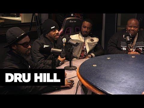Dru Hill On Break Up, Comeback & Sings Acapella