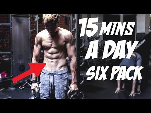 How to Get a Six pack in 15 Mins