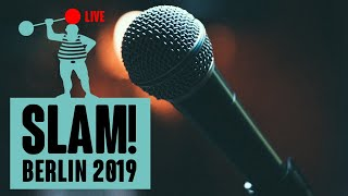SLAM 2019! Live aus Berlin – Das Teamfinale