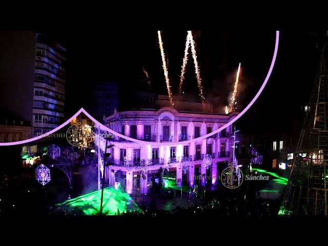 Encendido Luces de Navidad Almeria 2018