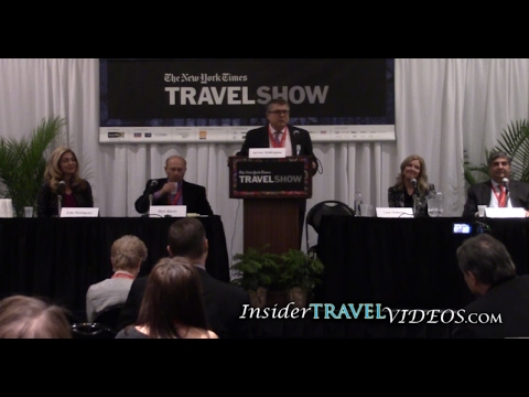 New York Times Travel Show — The State of Luxury Travel - COMPLETE