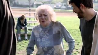 Snickers Commercial with Betty White and Abe Vigoda