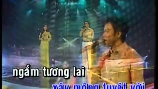 Sầu Tím Thiệp Hồng Cẩm Ly & Quốc Đại Karaoke Vol 10