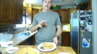 Whole Grain Waffles Withbarley Flour